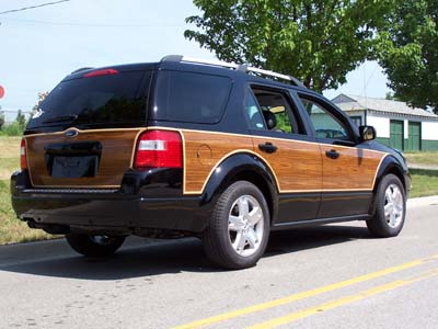 Unlike other woody kits the \u201cwood\u201d extends around the top of the doors and hatch area to blend in gracefully with the lower panels complementing the ... & Freestyle Woody Page Pezcame.Com